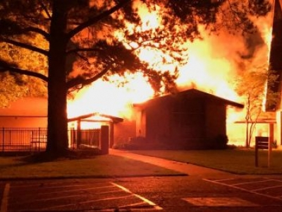 Broadmoor United Methodist Church Raising Funds in Recovery After Devastating Fires