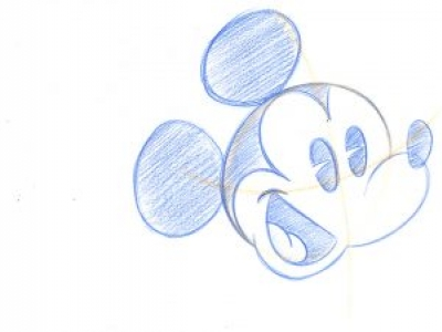 Learn How to Draw Mickey, Buzz, Princess Anna & Olaf from a Disney Animator