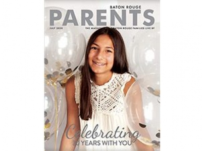 July 2020-Baton Rouge Parents Magazine
