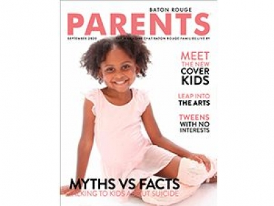 September 2020-Baton Rouge Parents Magazine