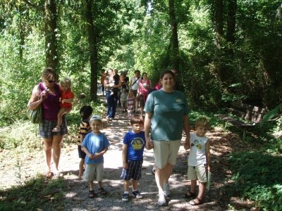 TRAIL TIME FOR TODDLERS