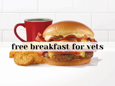 Free Breakfast for Local Vets