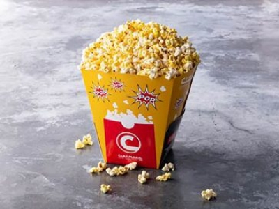 Cinemark to Celebrate Everyone's Favorite Cinematic Snack with Popcorn Fest