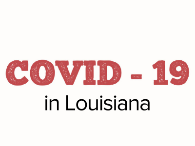 COVID-19 in Louisiana: A Year in Review