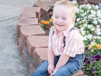 Life with Down Syndrome: Shouting His Worth