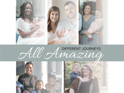 The Journey to Becoming a Mom: Real Stories from Real Moms