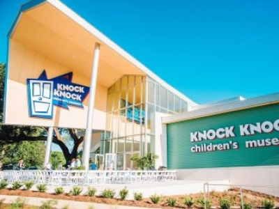 Knock Knock Children's Museum to Officially Be Approved for Reopening!