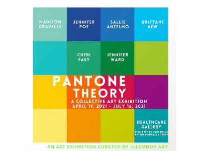 Women in Art: Pantone Theory Exhibit