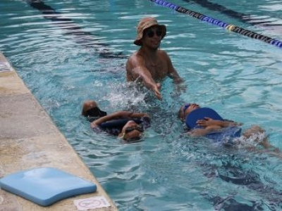 Learn to Swim with the Y