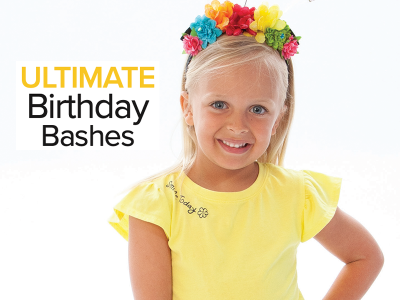 Ultimate Birthday Bashes: How to Host the Perfect Celebration for Your Child at Home