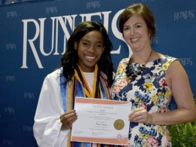 Runnels Senior Wins P.E.O. Star Scholarship!