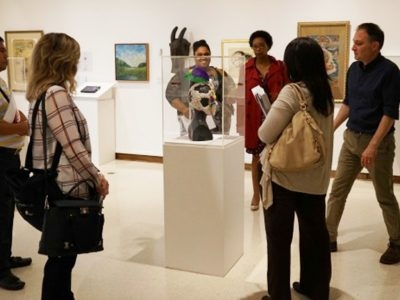 OPENING RECEPTION / CANDICE LIN: THE AGNOTOLOGY OF TIGERS