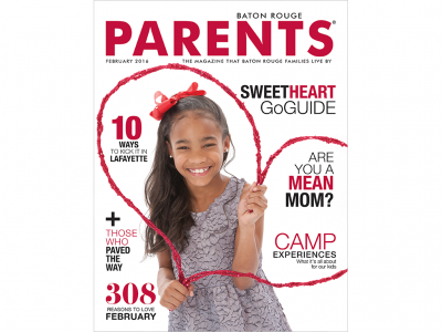 February 2016 - Baton Rouge Parents Magazine