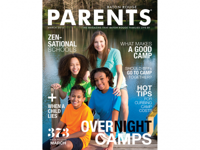 March 2016 - Baton Rouge Parents Magazine