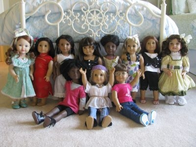 American Girl Dolls Made Just For You