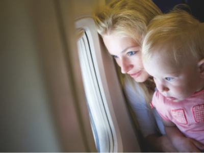 Air Travel With Toddlers