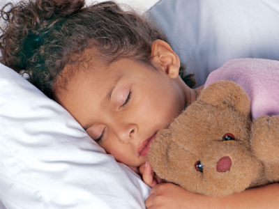 Calming Your Child's Night Fears