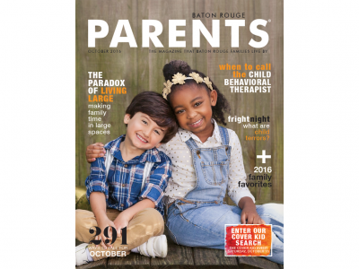 October 2016 - Baton Rouge Parents Magazine