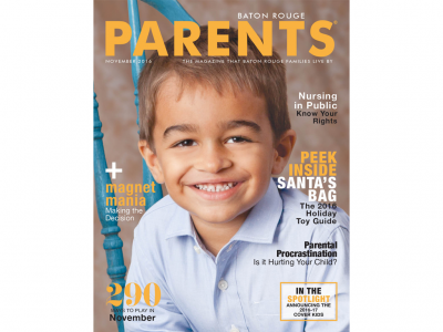 November 2016 - Baton Rouge Parents Magazine