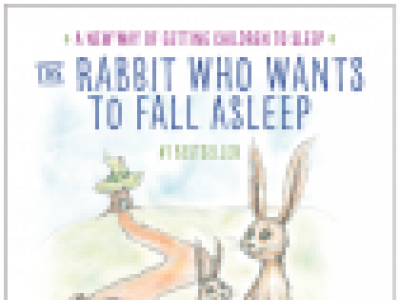 The Rabbit Who Wants to Fall Asleep Book Giveaway