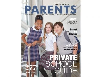 January 2017 - Baton Rouge Parents Magazine
