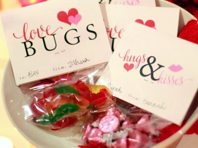 Valentine's Day DIY Templates