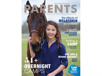 March 2017 - Baton Rouge Parents Magazine