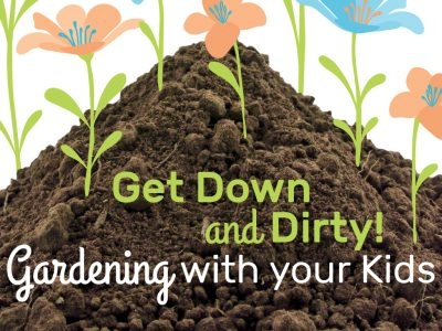 Gardening with your Kids Monthly Guide