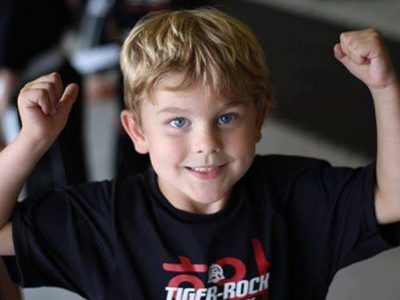 Joel Neely's Tiger Rock Martial Arts Academy