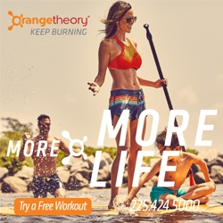 Orange Theory Box